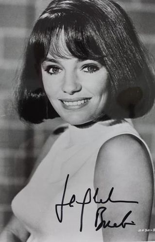 Jacqueline Bisset Authentic Autograph with COA