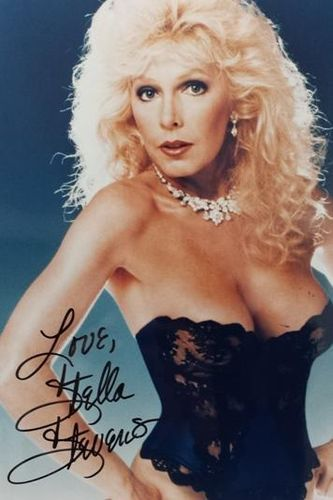 Stella Stevens Authentic Autograph with COA