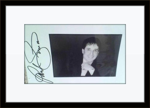 Paul Simon Authentic Autograph with COA