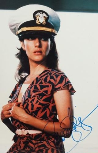 Debra Winger Authentic Autograph with COA