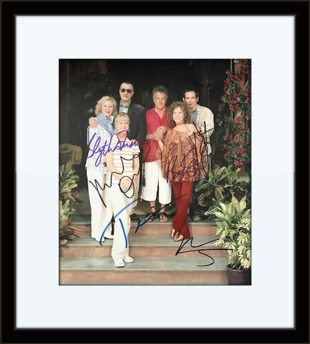 Framed Meet The Fockers Cast Authentic Autograph with COA